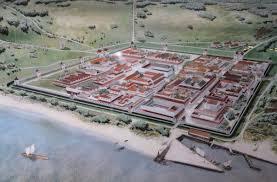Op zoek naar een Romeinse tempel