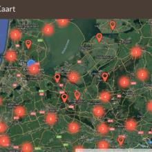 Archeologie op de kaart (Rijksmuseum van Oudheden) 2
