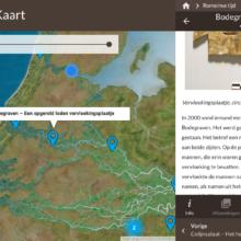 Archeologie op de kaart (Rijksmuseum van Oudheden) 4