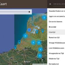 Archeologie op de kaart (Rijksmuseum van Oudheden) 5