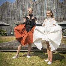 Texel Dress Catwalk 2